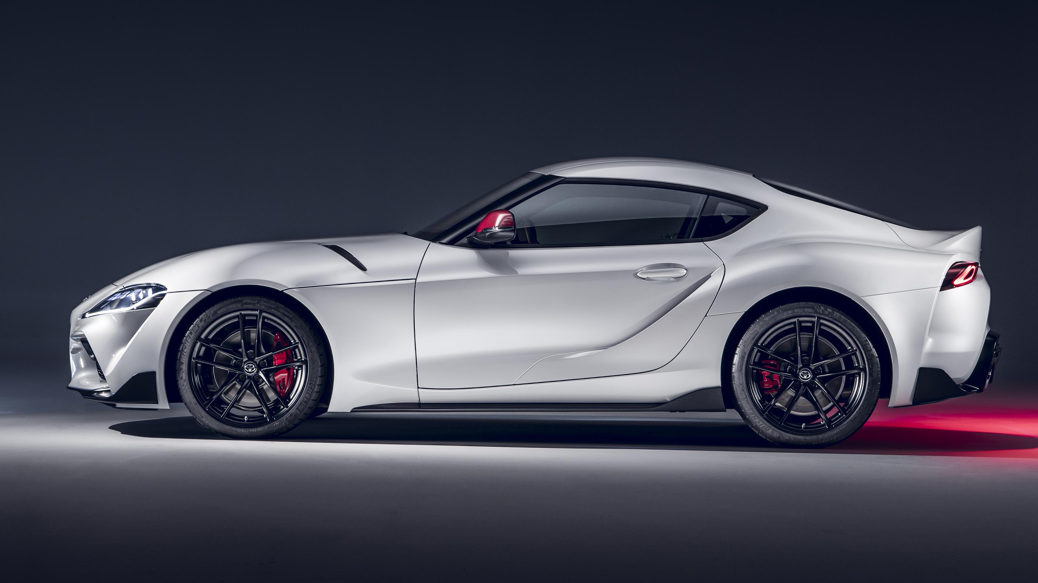 2020 Toyota Supra four-cylinder