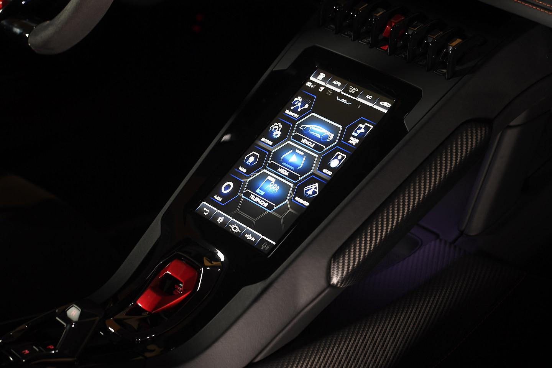 Amazon Alexa in the Lamborghini Huracan EVO