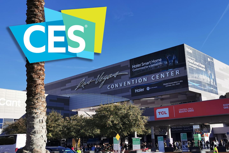 CES 2020 at the Las Vegas Convention Center