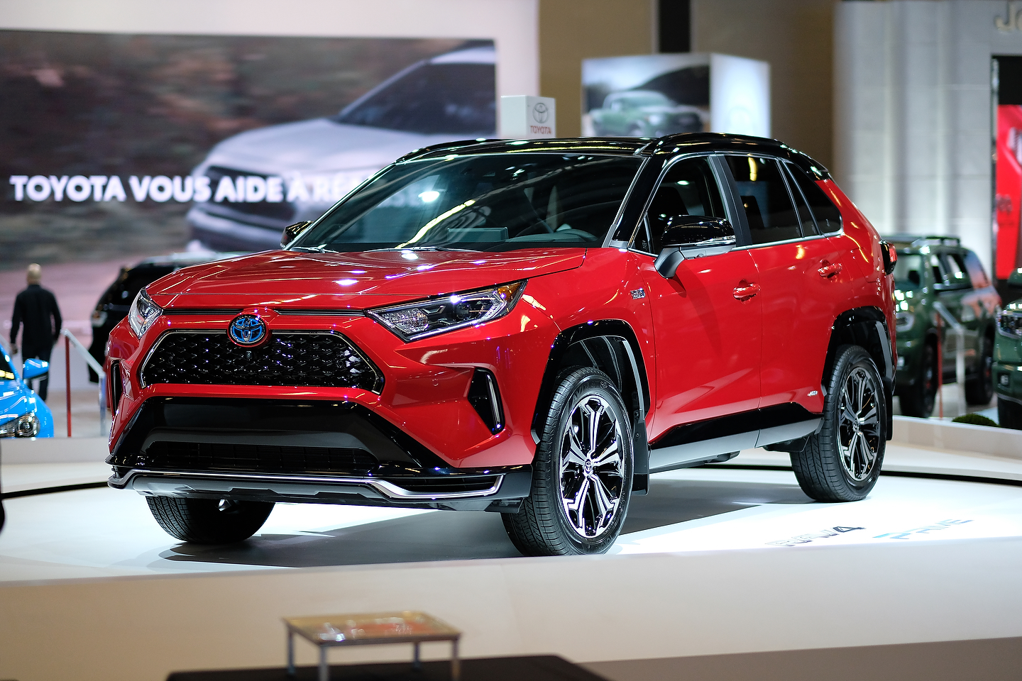 2021 Toyota Rav4 Prime Priced At 39 220 In The Us Motor Illustrated