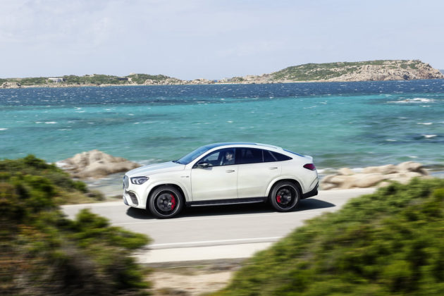 2021 Mercedes-AMG GLE 63 S 4MATIC+ Coupe
