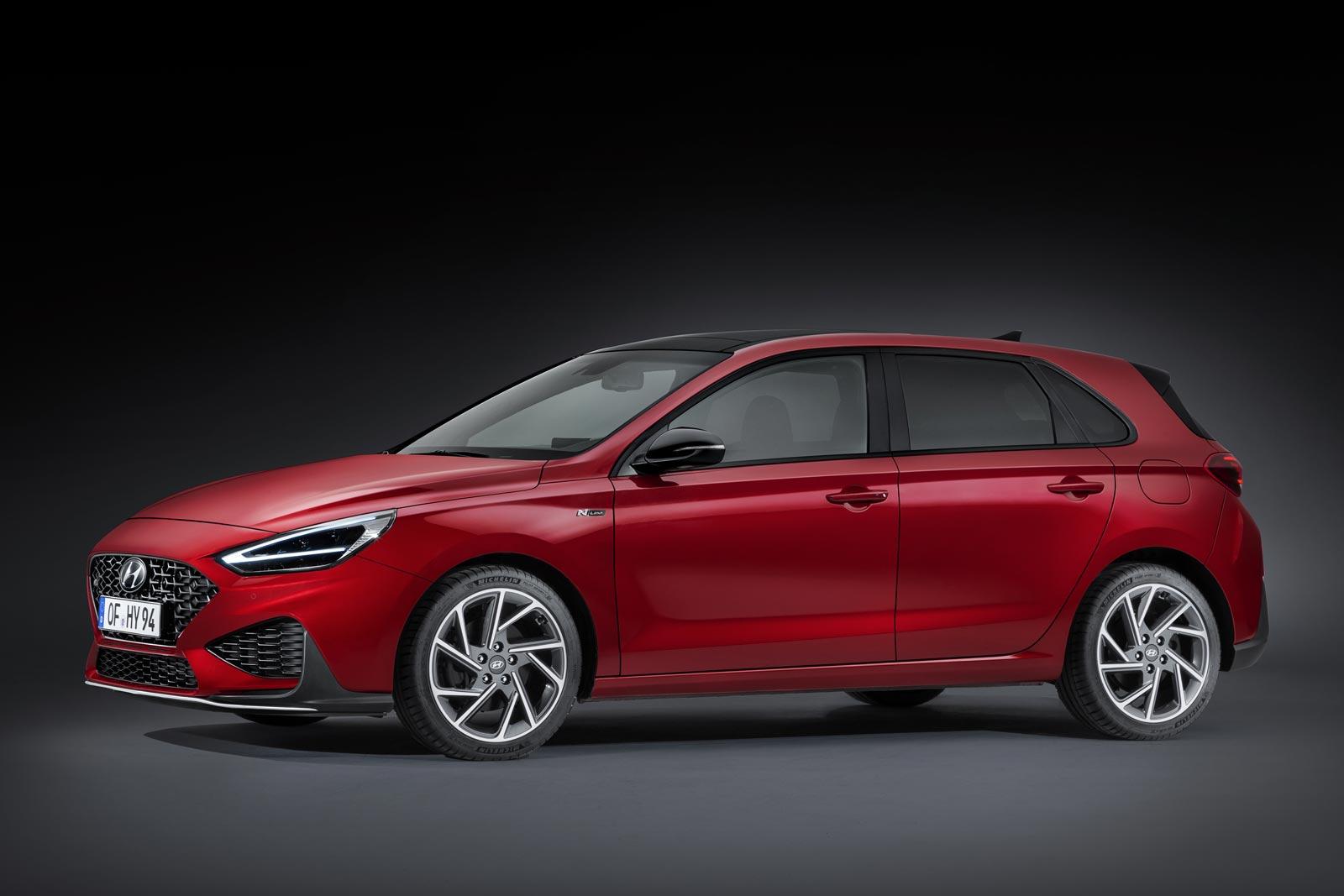2021 Hyundai Elantra Gt Exterior and Interior