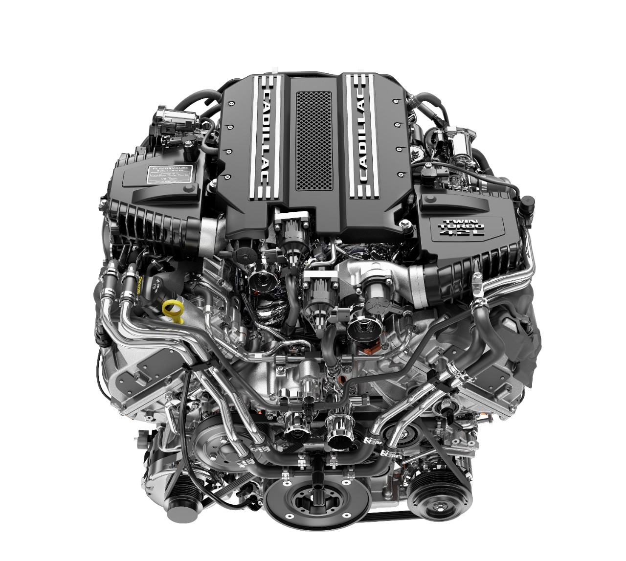 Cadillac's Blackwing V8 Engine To Live On For Manifattura