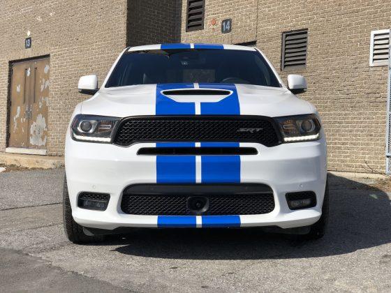 Dodge Durango exterior