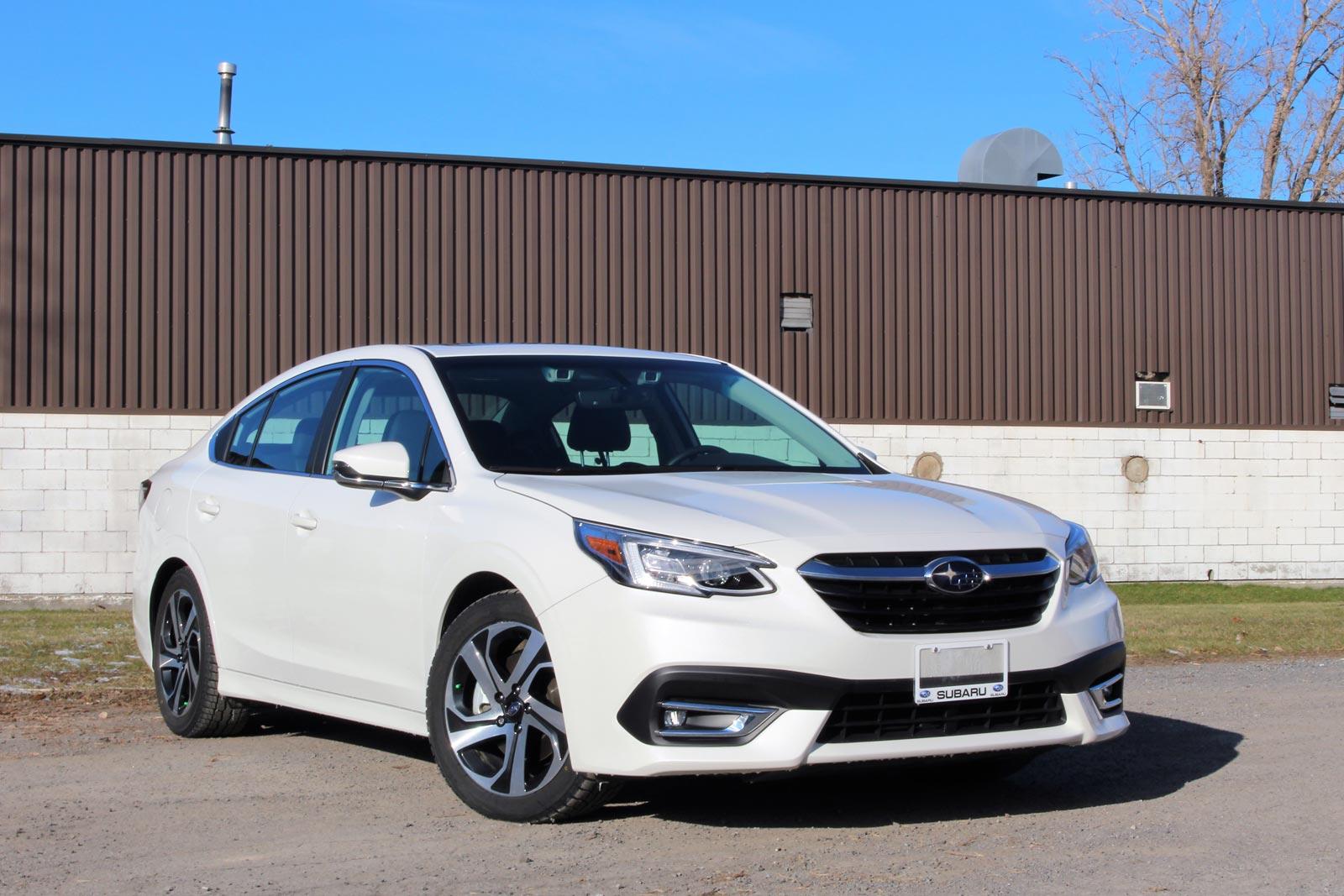 Exterior 2020 Legacy Subaru Canada