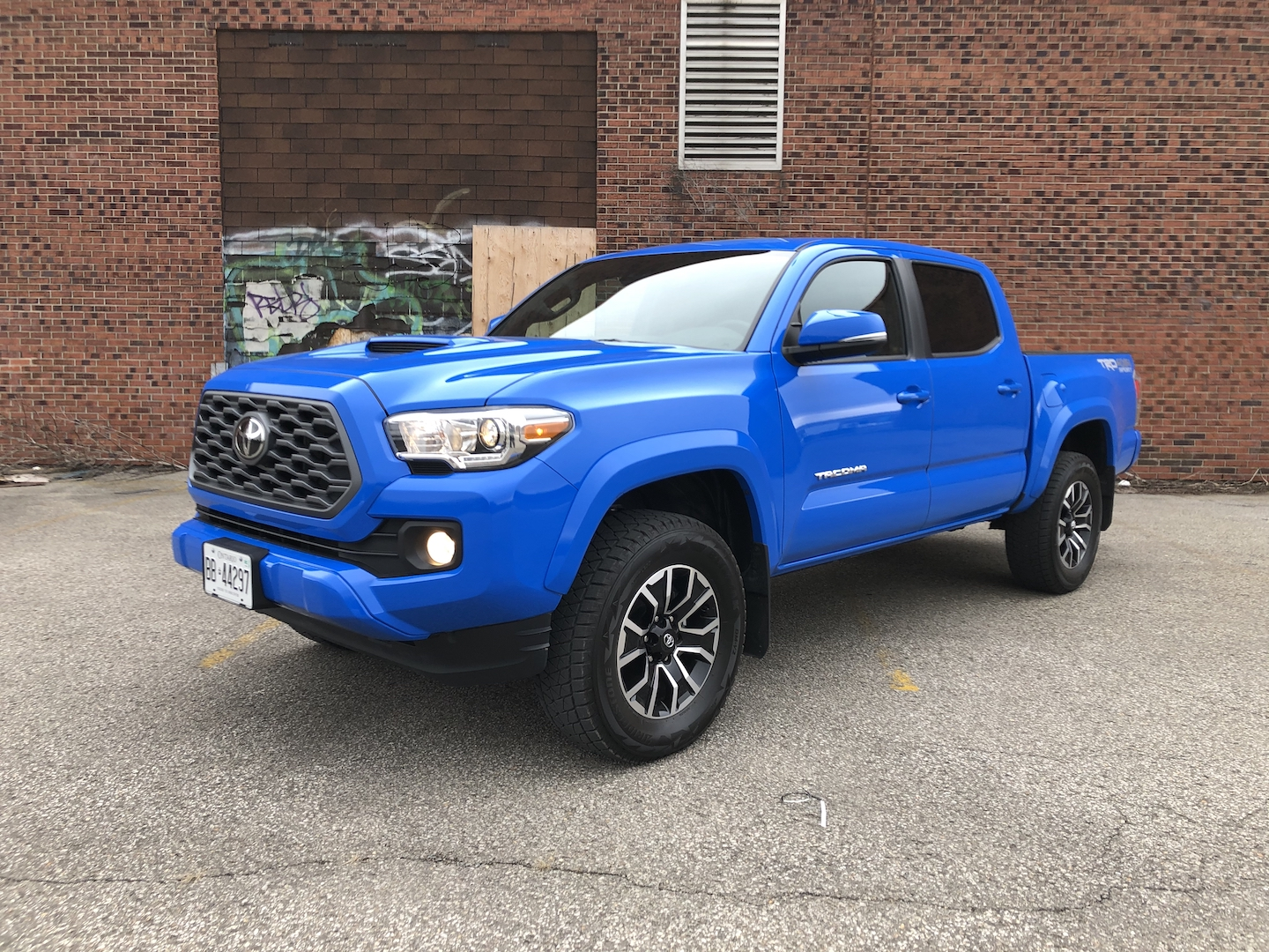 2020 Toyota Tacoma Review The New One S Still Years Away And We Re Fine With That Motor Illustrated