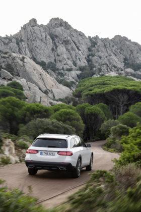 2021 Mercedes-Benz E-Class All-Terrain wagon