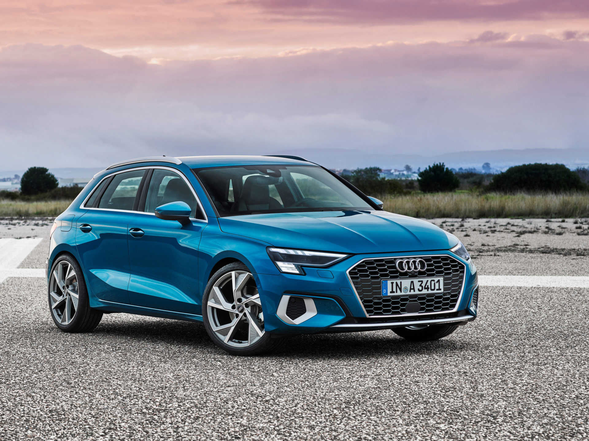 2021 audi a3 sportback is all premium in a sporty compact
