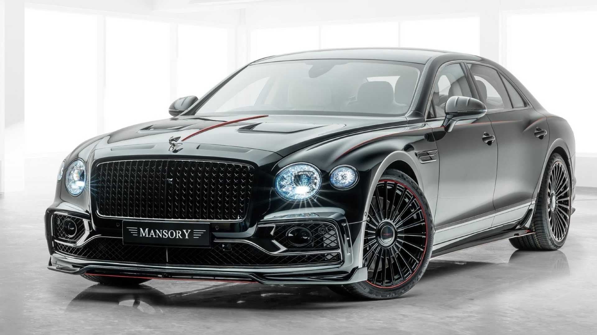 Mansory Bentley Flying Spur