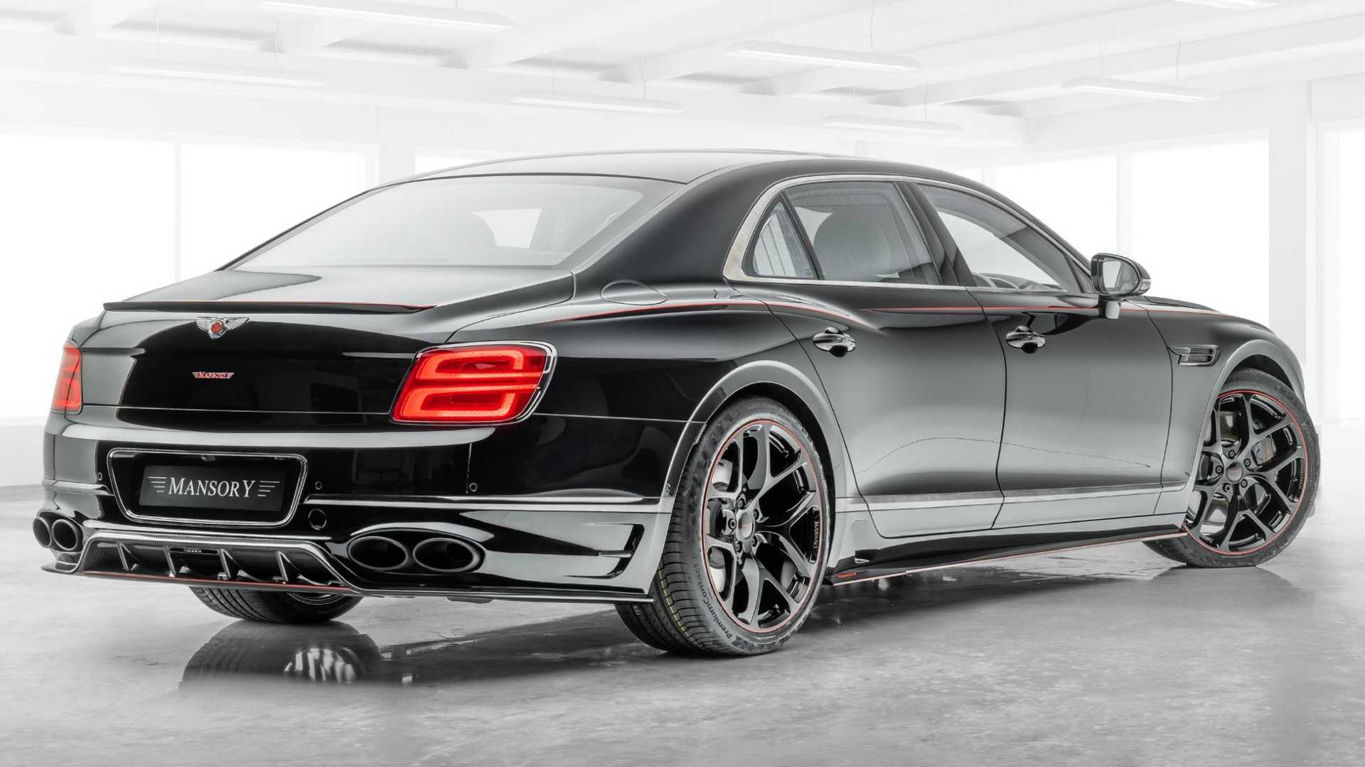 Mansory Bentley Flying Spur 2
