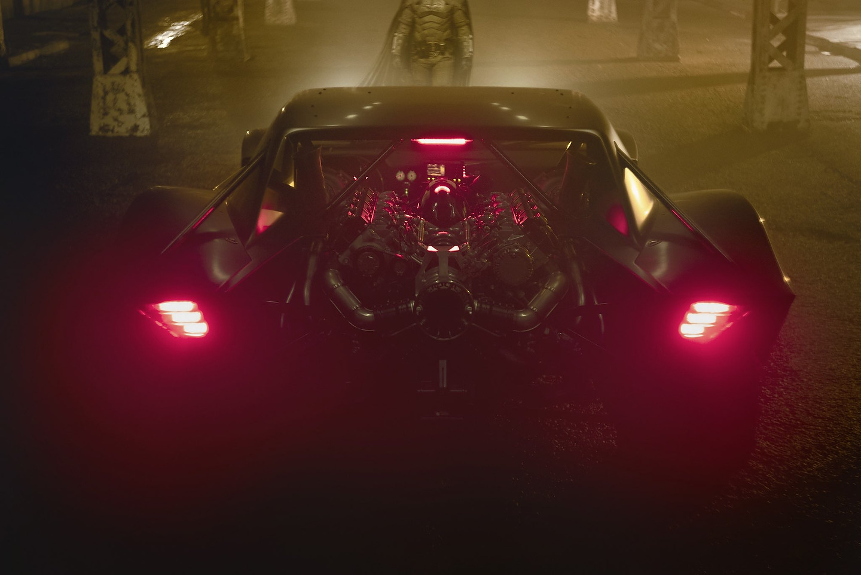 'The Batman' Batmobile Matt Reeves