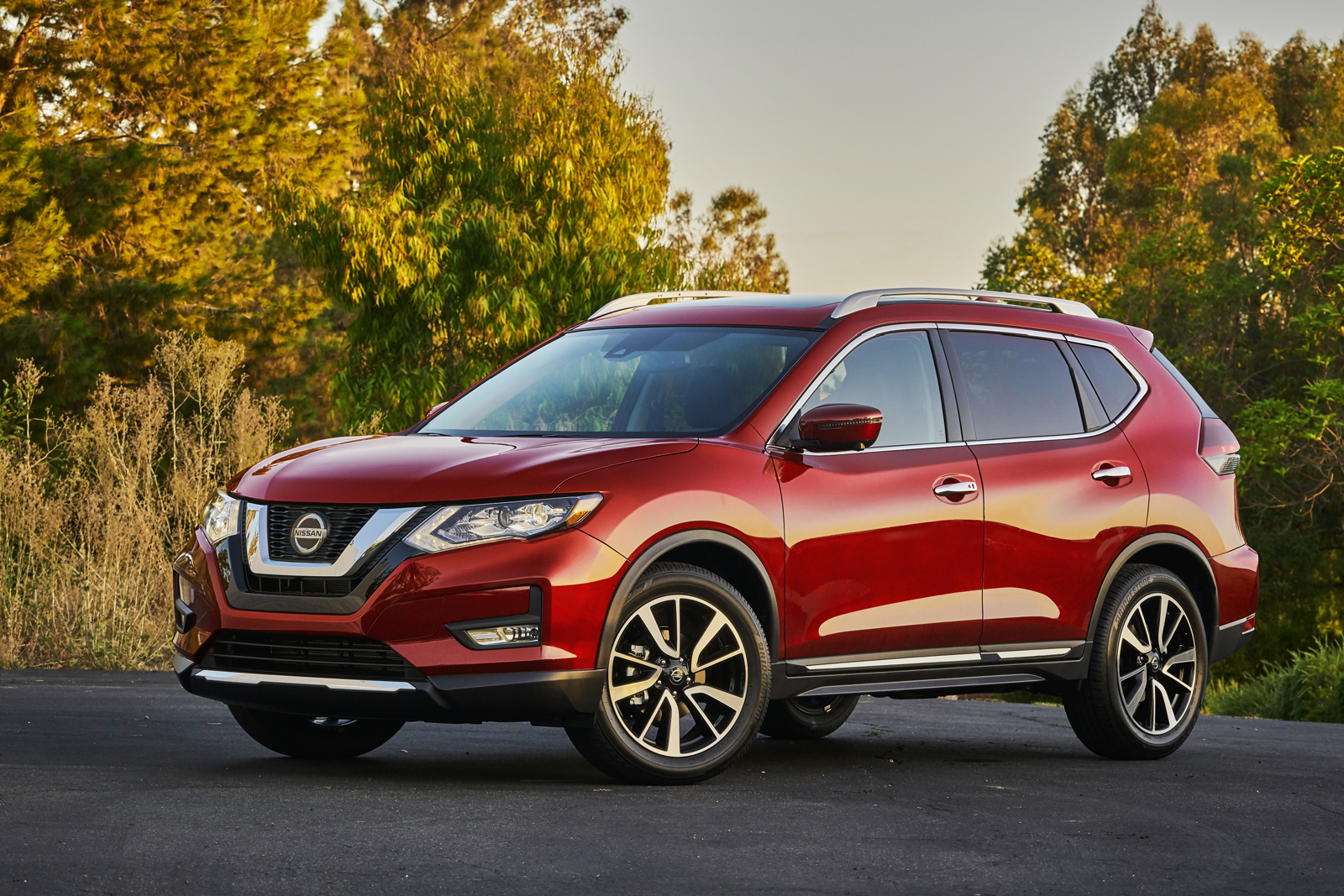 2020 Nissan Rogue At A Glance Motor Illustrated