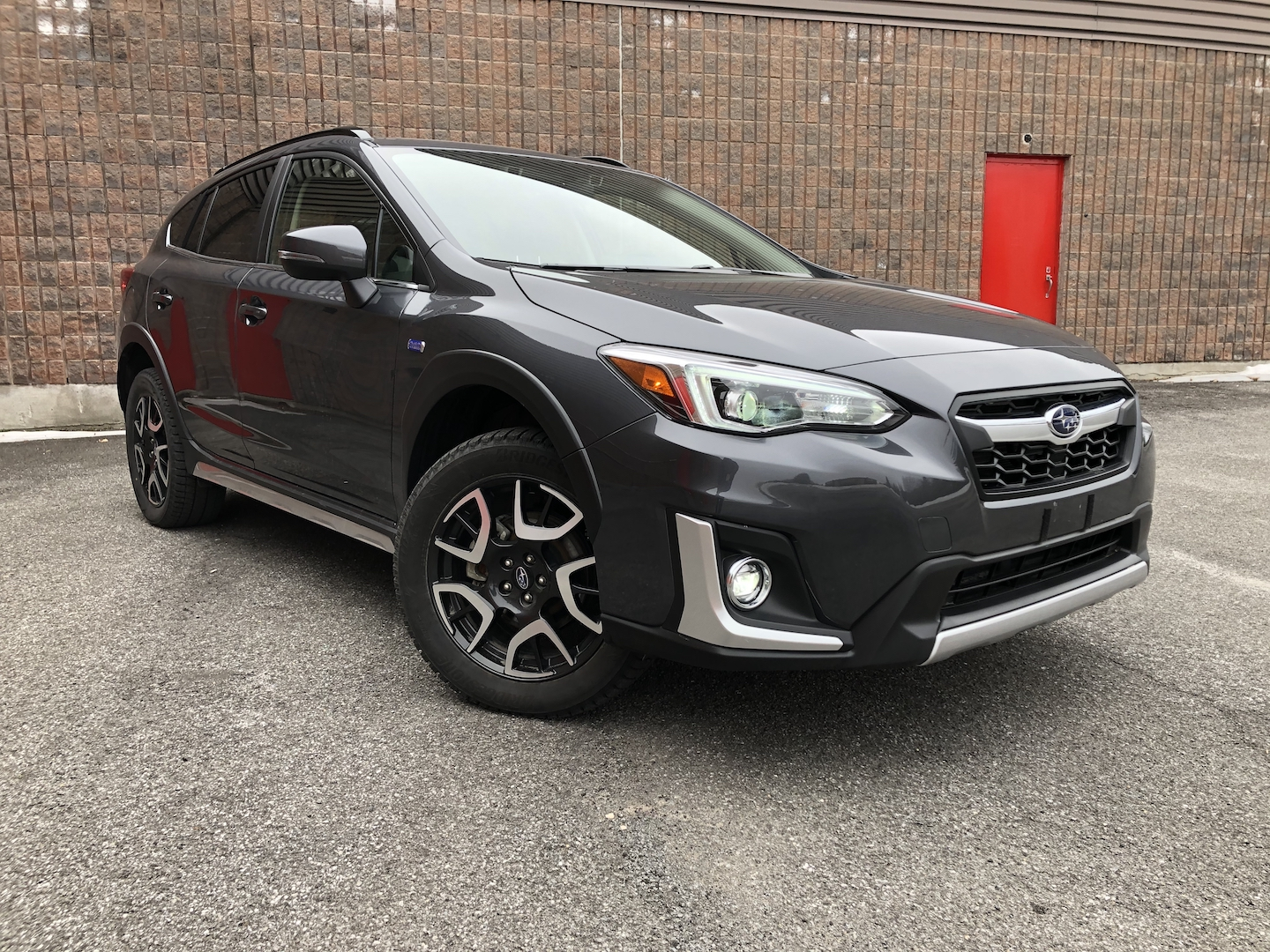 2020 Subaru Crosstrek Limited Phev Limited In Availability And Ability Motor Illustrated