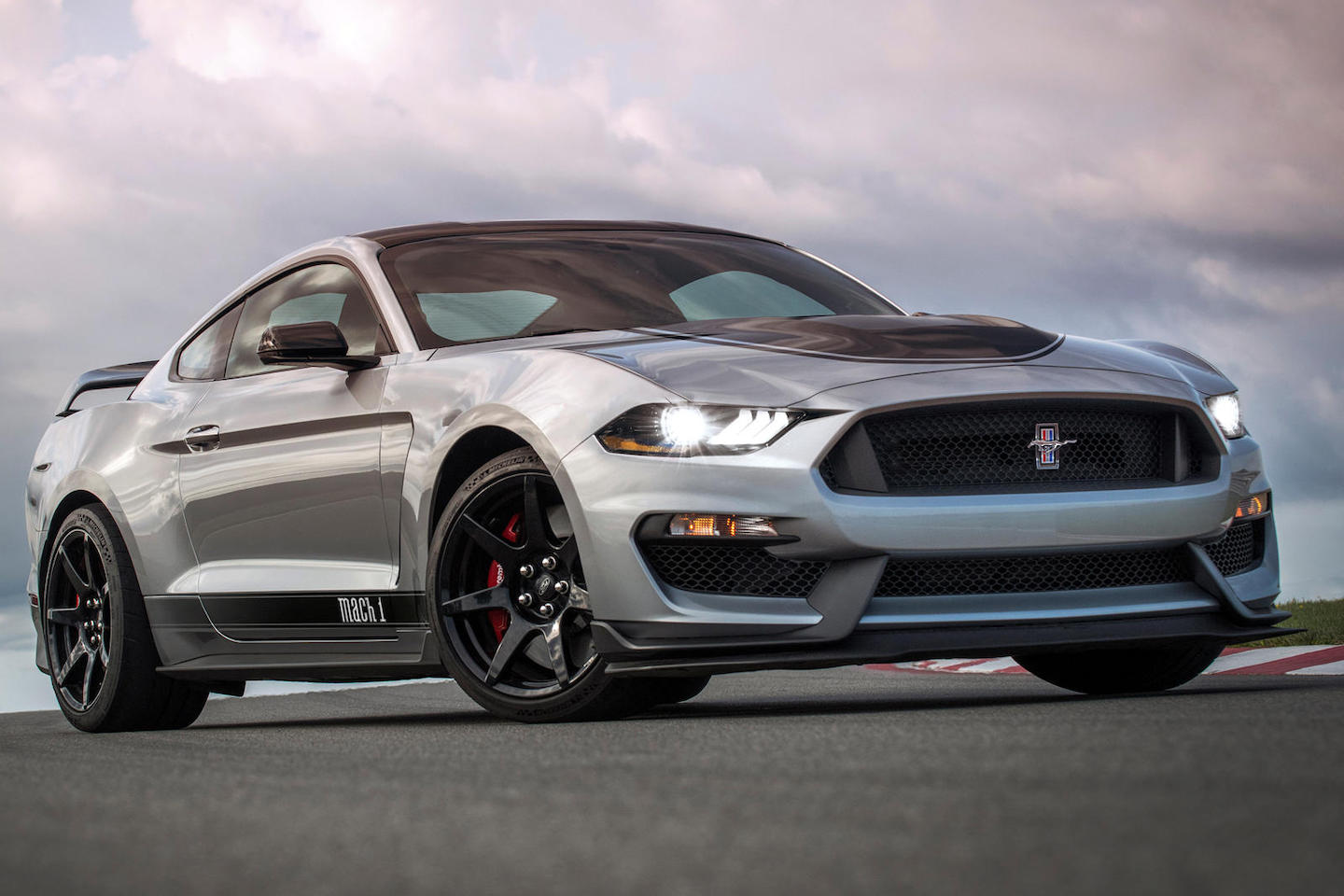 A New Ford Mustang Mach 1 Is Coming Next Year - Motor Illustrated