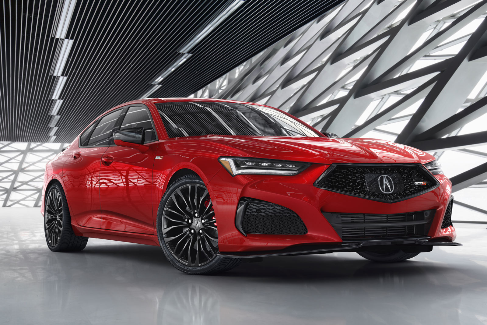 The 2021 Acura TLX is Seeking Brand Redemption - Motor ...