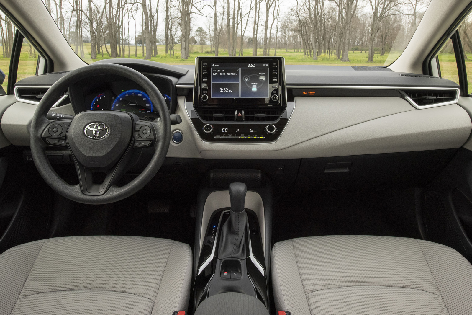 2021 toyota corolla hybrid now on sale in canada  motor