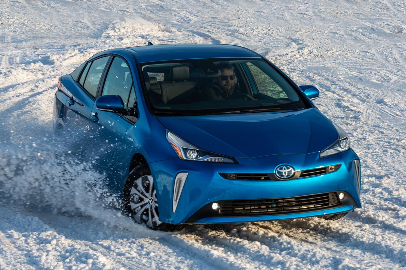 Toyota Prius | Photo: Toyota