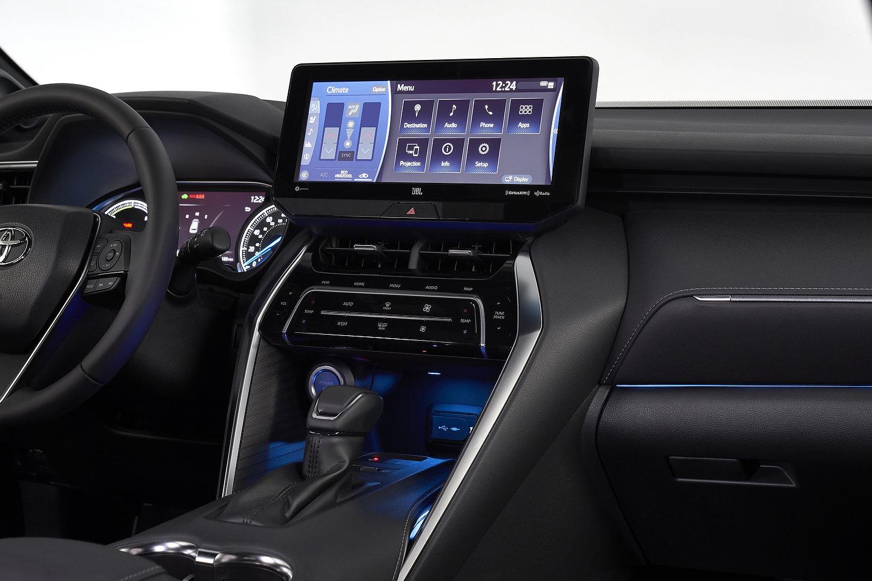 2021 Toyota Venza Unveiled With Hybrid Powertrain - Motor ...