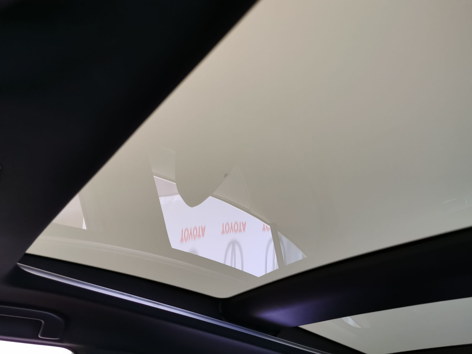 Toyota Star Gaze roof
