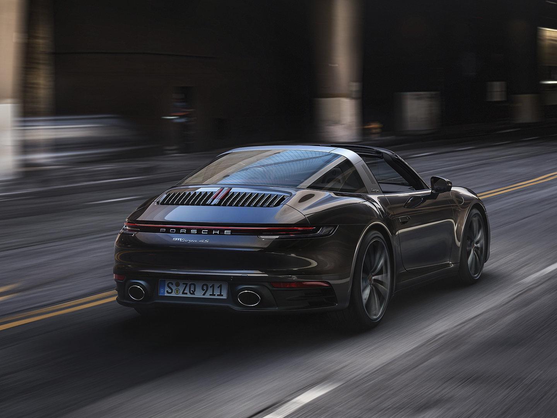 Porsche 911 Targa 4S 992