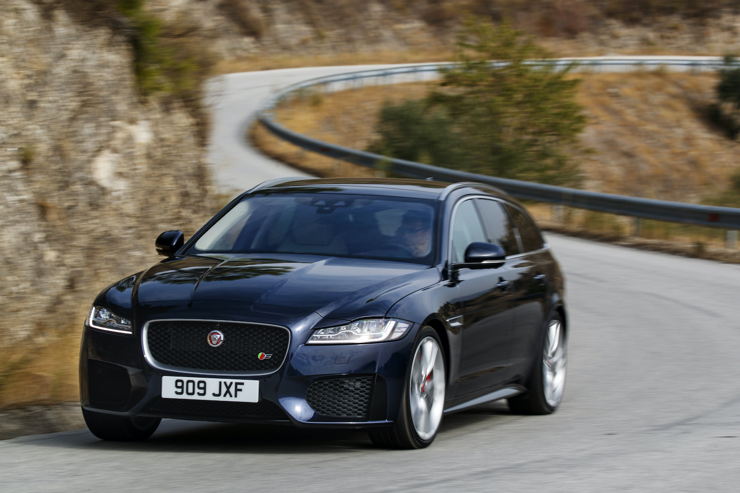spy shots of the 2021 jaguar xf sportbrake remind us that