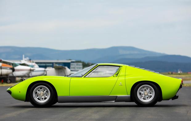 1968 Lamborghini Miura BaT
