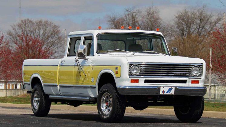 1973 International pickup
