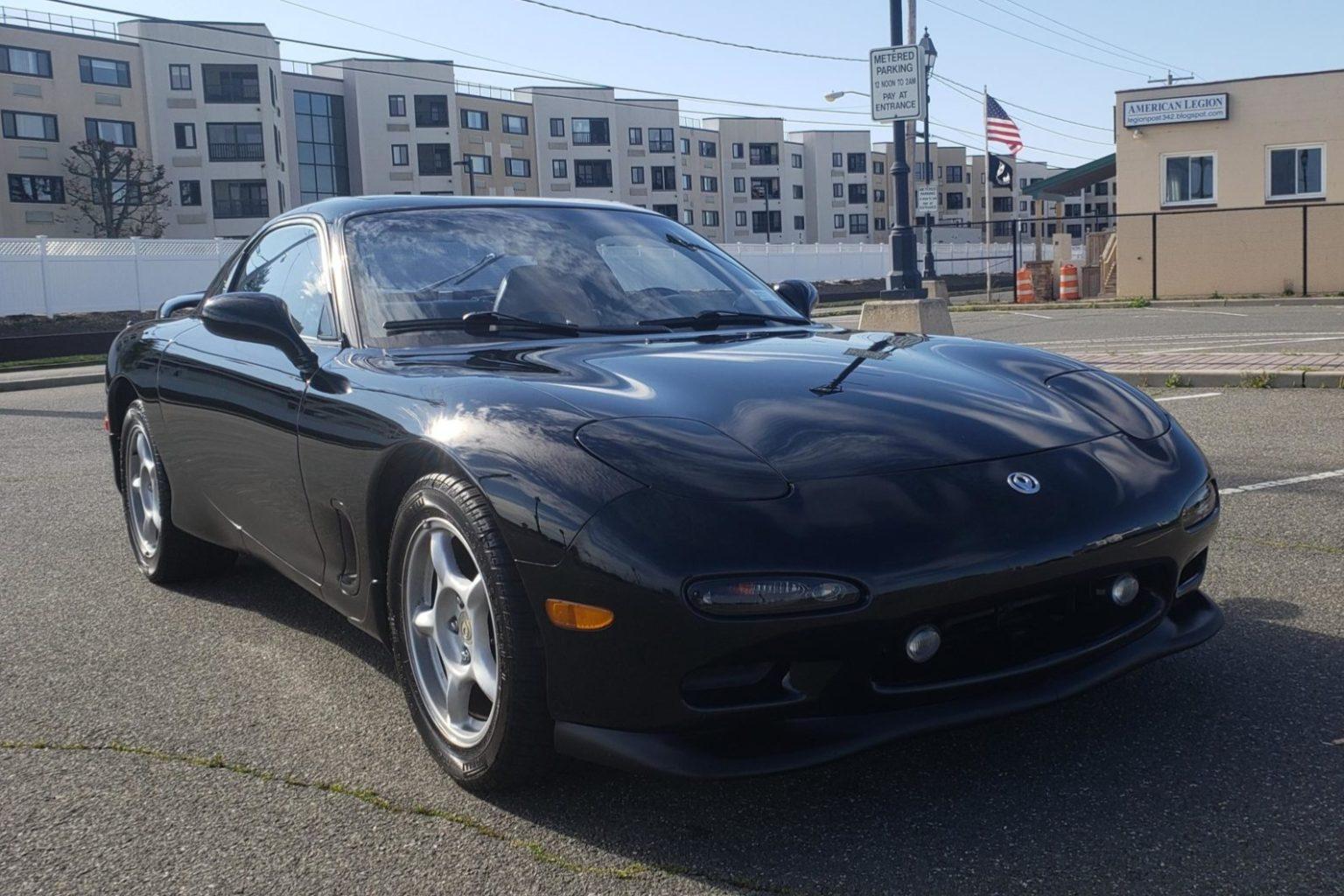 1994 Mazda RX-7 BaT