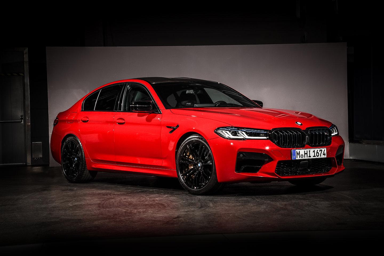 2021 BMW M5 vs 2021 Mercedes-AMG E 63 S 4MATIC+ Spec ...