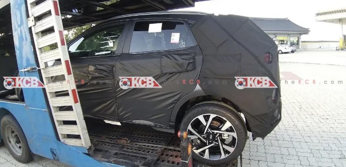 2021 Hyundai Kona refresh