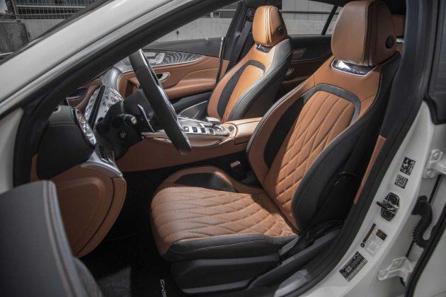2021 Mercedes-AMG GT 43