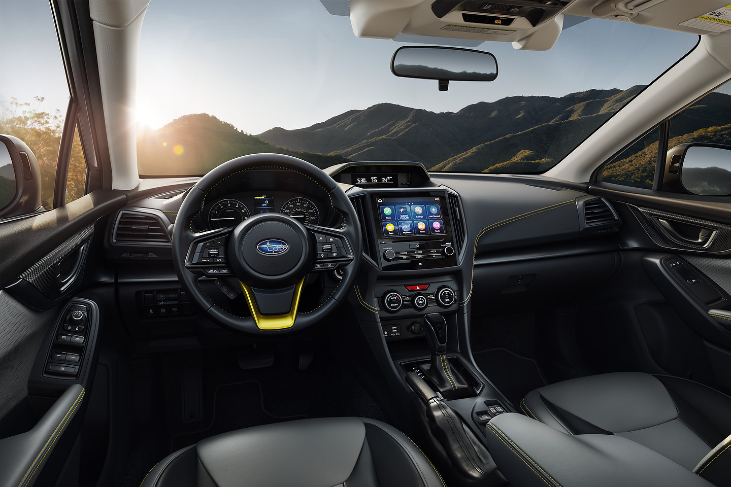 2021 subaru crosstrek adds outdoor trim in canada  motor