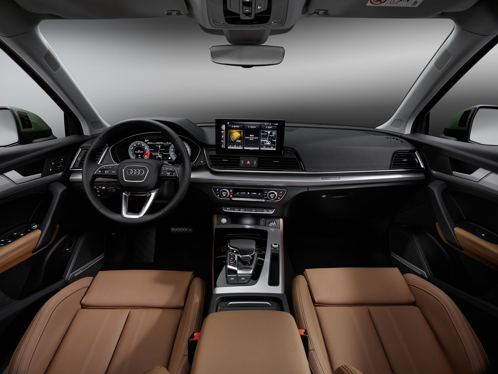 2021 Audi Q5 Cockpit