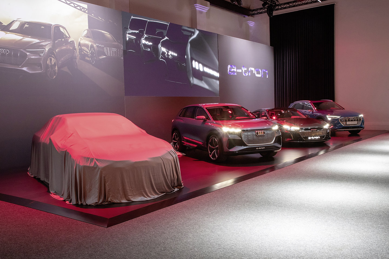"""Markus Duesmann launches """"Artemis"""" project 2024 electric vehicle"""