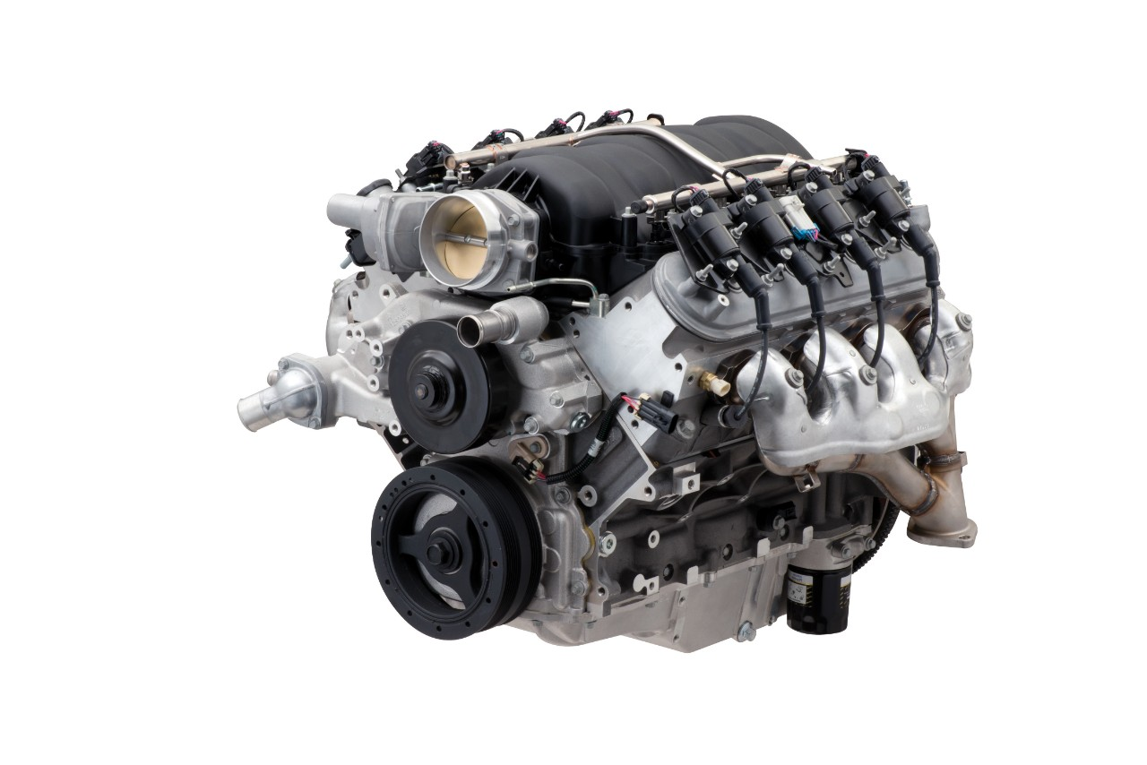 Chevrolet LS7 Crate Engine
