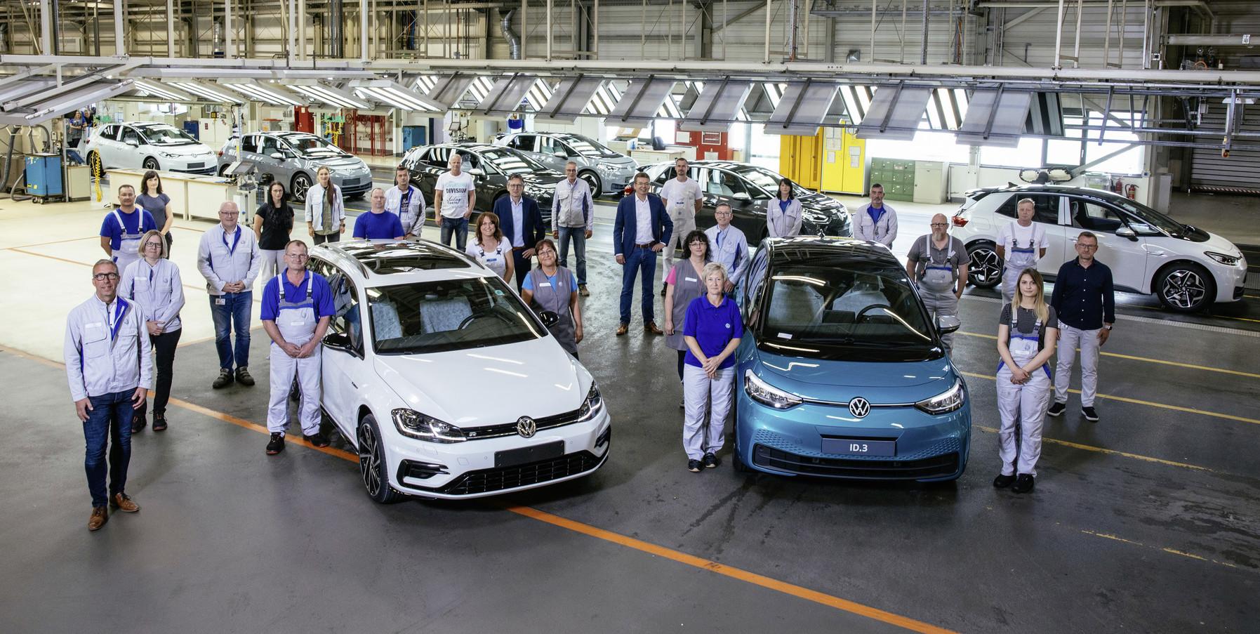 Volkswagen Zwickau factory
