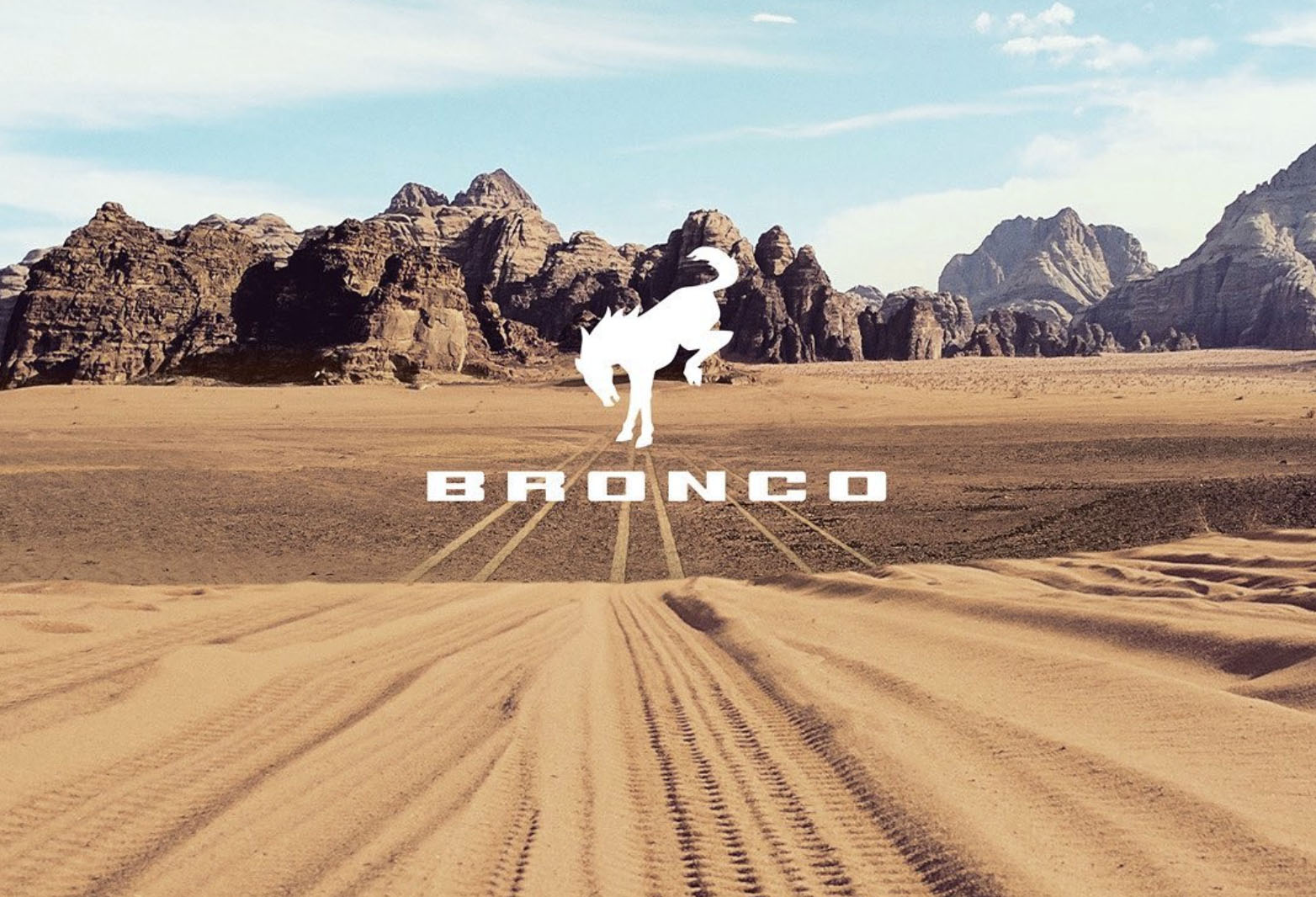 Ford Bronco unveil date