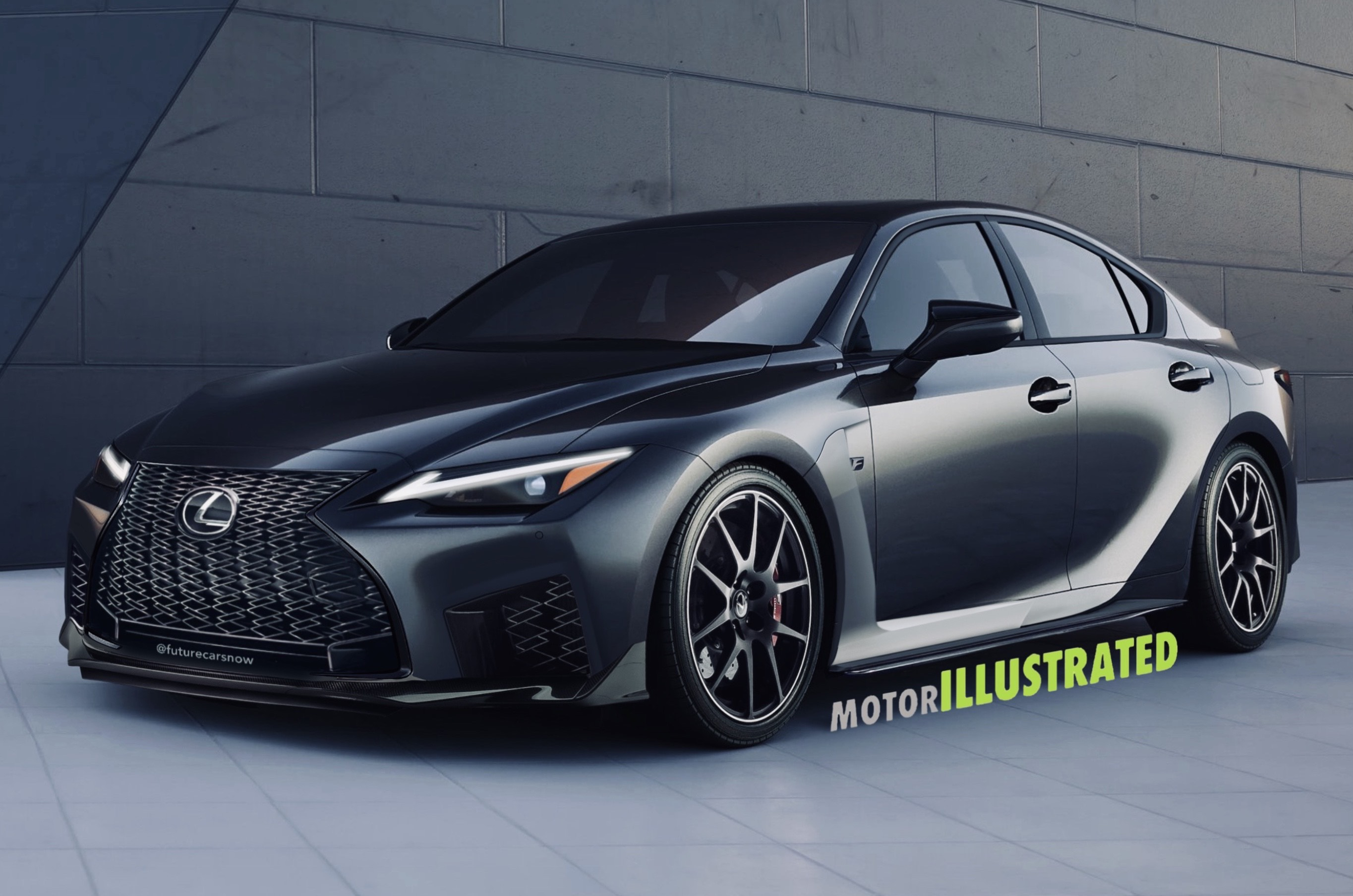 2021 Lexus GS F Spesification