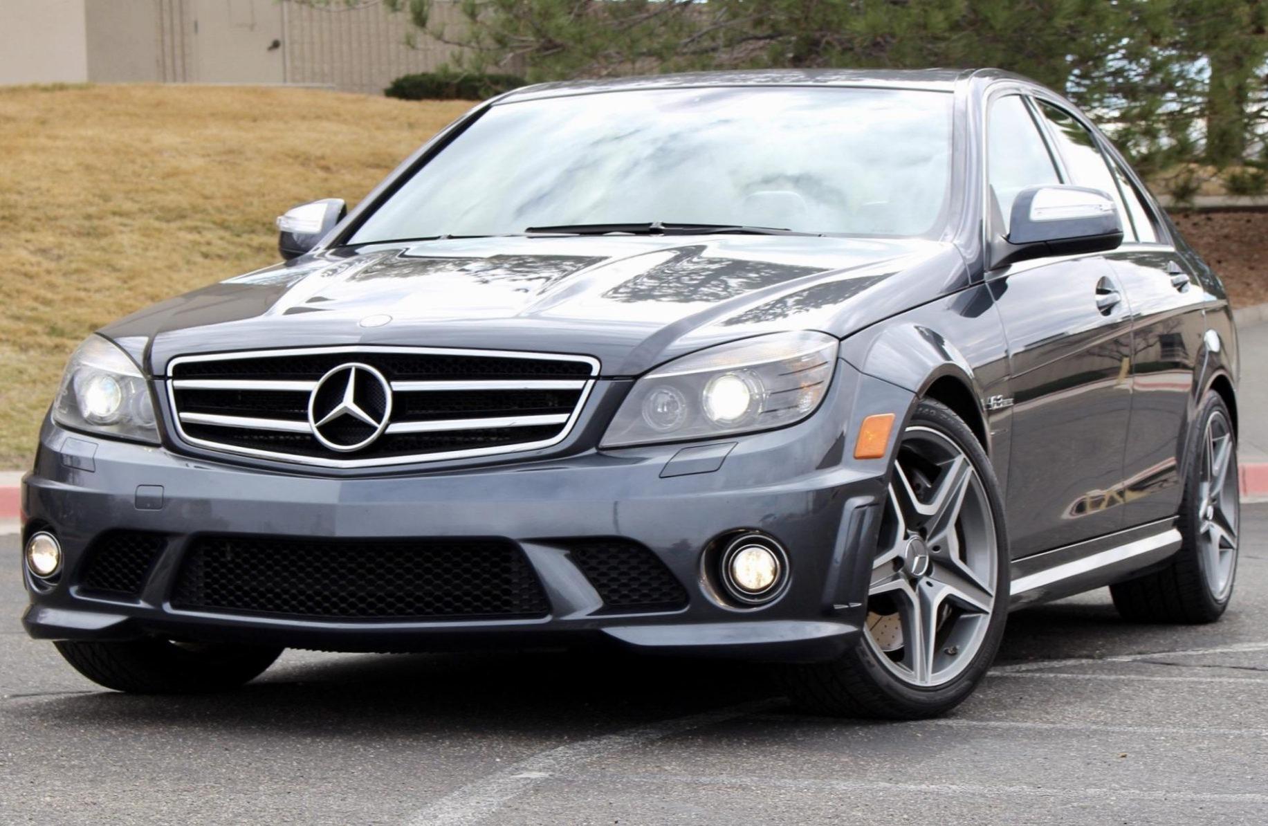 Mercedes-AMG C 63 Bring A Trailer