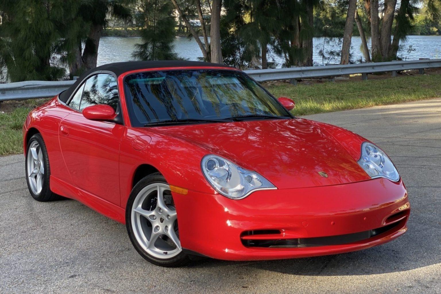 Porsche 911 996 Bring A Trailer