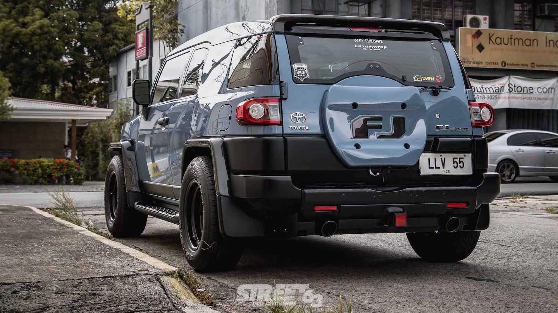 Atoy Customs Toyota FJ Cruiser