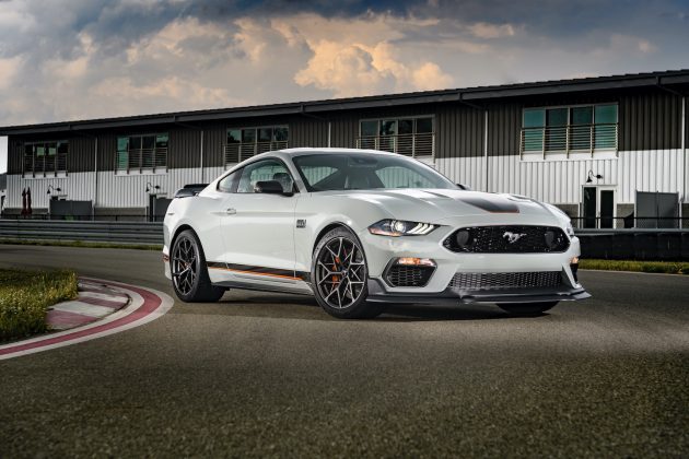 2021 Ford Mustang Mach 1 | Photo: Ford