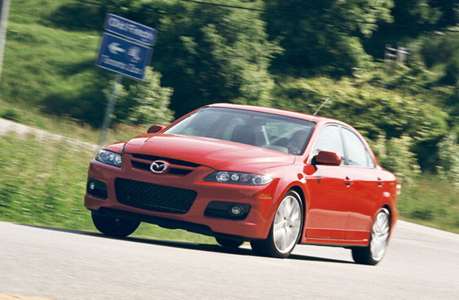 2007 Mazdaspeed6 |