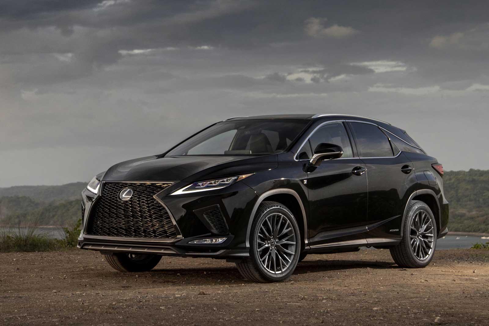Most popular luxury SUVs