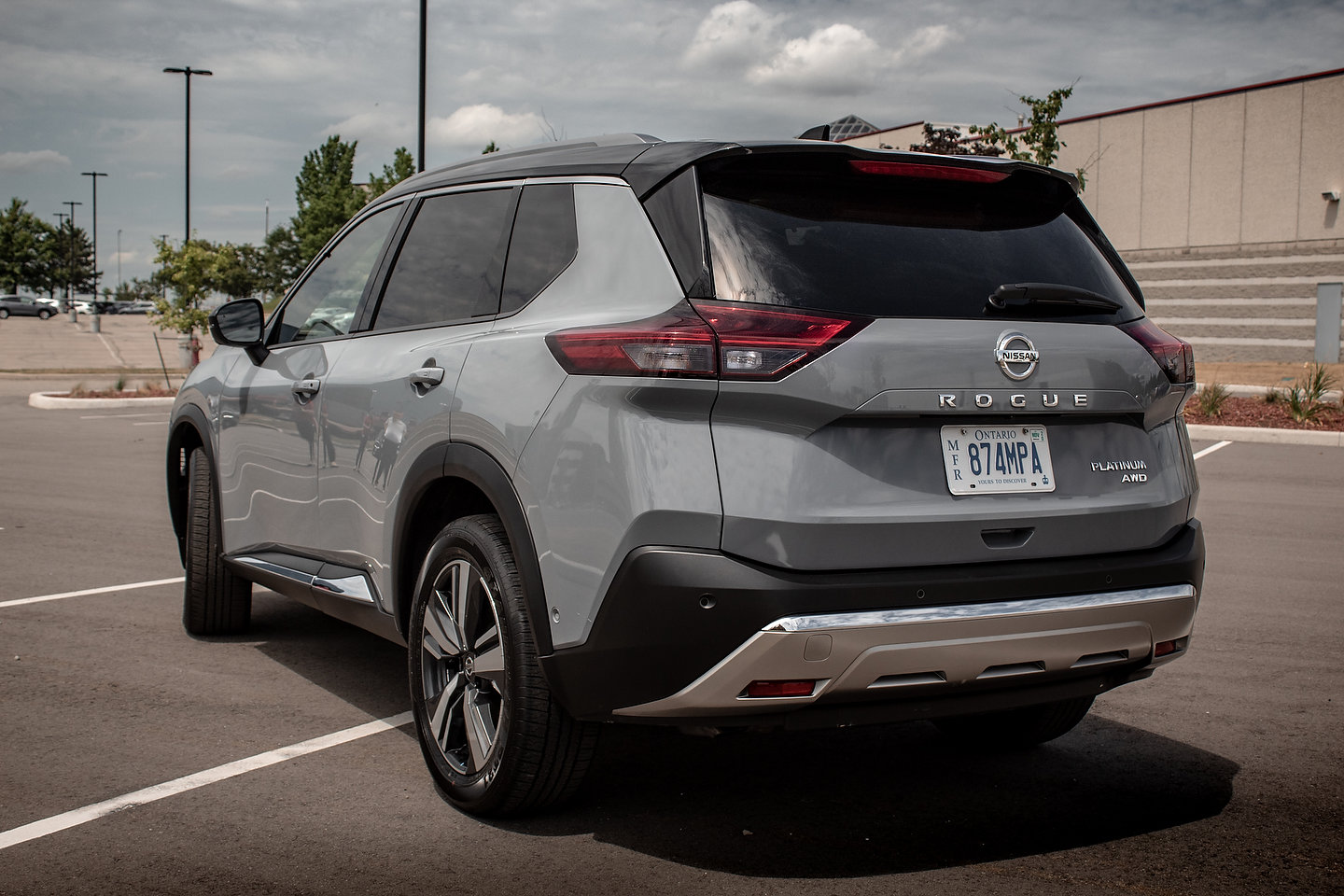 2021 nissan rogue the allinone family toolbox gets