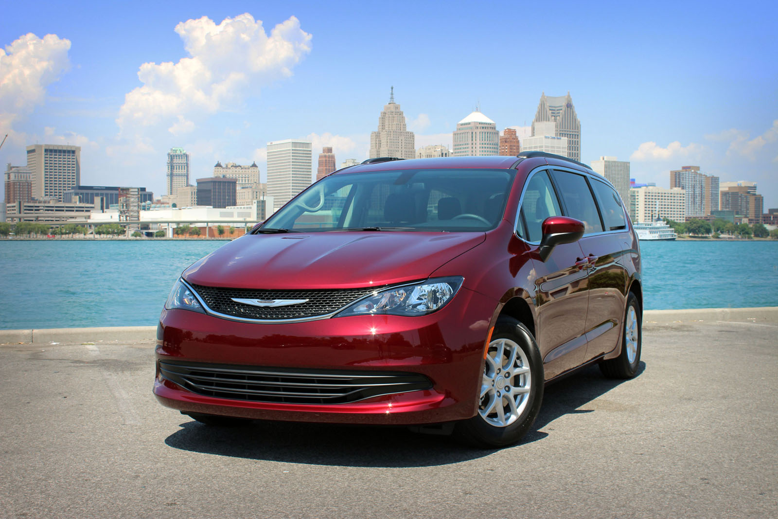2021 Chrysler Grand Caravan | Photo: Chrysler