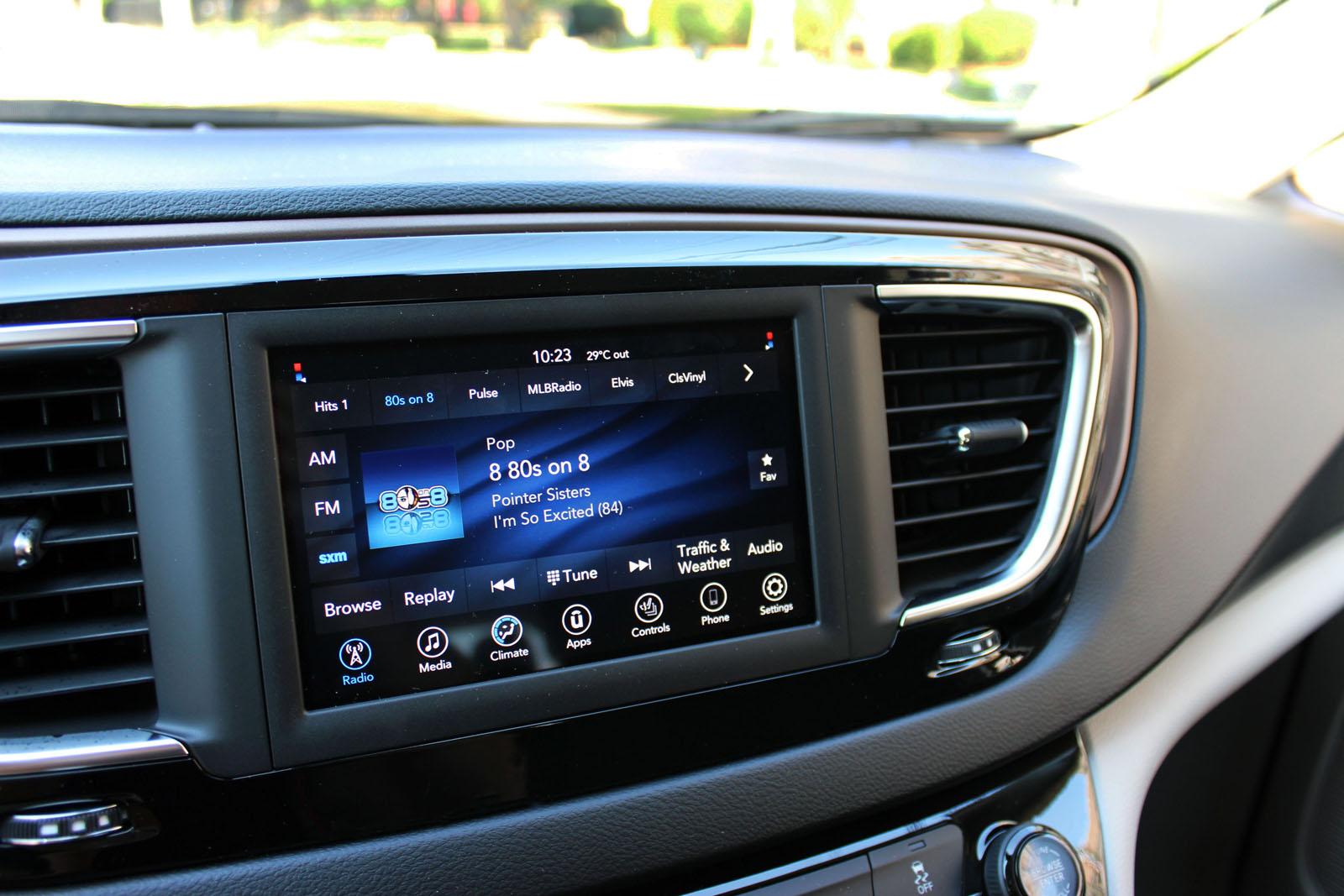 2021 Chrysler Grand Caravan   Photo: Chrysler