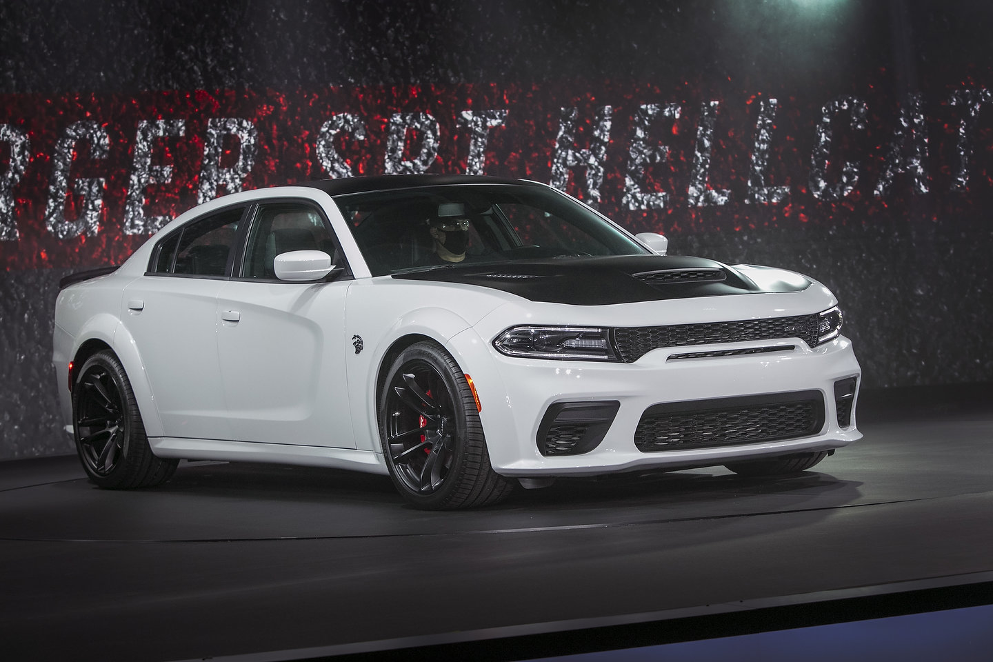 2021 dodge charger srt hellcat redeye when the bullet