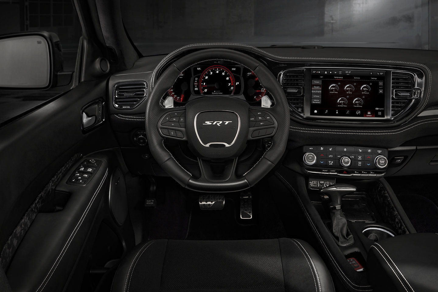 2021 Dodge Durango interior