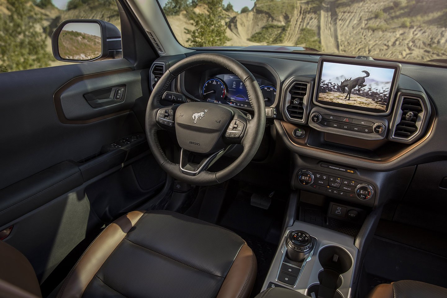 2021 ford bronco sport unveiled takes on small suv